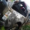 """Condutor de S10 """"passa mal"""" e perde controle do veículo em curva na PI que liga Fronteiras a Pio IX"""