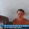 Mãe de bebê agredido diz na delegacia que foi dopada pelo marido