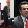 Amostragem: Primeiro lugar para senador tem 21,16% e segundo 16,51%