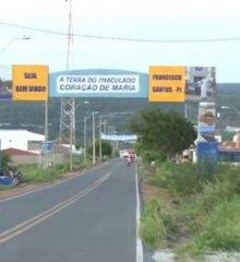 Dupla armada faz arrastão em residências de Francisco Santos; diziam que eram membros do PCC