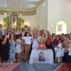 Em Fronteiras, Secretaria de Educação promove missa em ação de graças para homenagear mães do município
