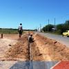 Em Alegrete, gestão de Márcio Alencar realiza obras de ampliação do sistema de abastecimento de água