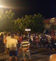 Em Monsenhor Hipólito, bandidos explodem caixas eletrônicos do banco Bradesco