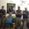 Em Jaicós, PM apreende 20 tabletes de cocaína  após perseguição a condutor de FIAT UNO