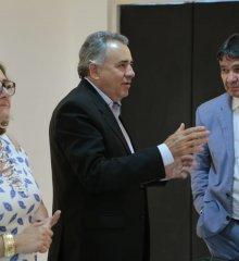 Ex-prefeito Timá tem audiência com o Governador Wellington Dias; Pauta da reunião discutiu melhorias para Monsenhor Hipólito
