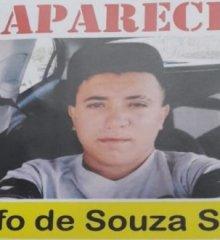 Jovem de Monsenhor Hipólito-PI está desaparecido há três dias em São Bernardo do Campo-SP