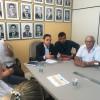 Alegrete| Prefeito Márcio Alencar participa de reunião com órgãos na APPM