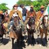 Vaqueiros participam da 7ª Cavalgada em Dom Expedito Lopes