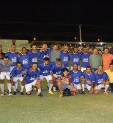 SÃO JULIÃO| Seleção de Veteranos do município é campeã do Campeonato Regional de Veteranos em Fronteiras
