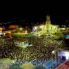 Em Simões, público recorde lotou a Praça do Abrigo para festejar a última noite de festa: Cidade comemorou 64 anos de emancipação política