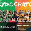 Divulgadas as mais de 50 atrações que animarão o 66º Festival Expocrato 2018; veja a programação