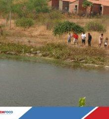 Homem embriagado morre afogado em córrego no povoado Mandacaru em São Julião