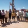 Em Alegrete, Prefeito Márcio Alencar perfura poço e garante abastecimento d'água em comunidade