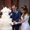 Frank Aguiar se casa em São Paulo com estudante piauiense de Monsenhor Hipólito; veja fotos