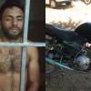 Em Marcolândia, homem é preso acusado de realizar assaltos a mão armada no município
