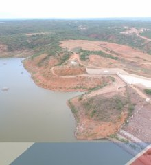 Seis barragens do Piauí estão com o nível de água abaixo dos 30%; Entre elas está Piaus em São Julião