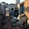Em Fronteiras, curto circuito provoca incêndio em residência e família perde tudo