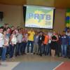 Alegrete| Prefeito Márcio Alencar e vereadores prestigiam convenção do PRTB e PT no Atlantic City em Teresina