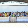 Em Fronteiras, equipe da Secretaria de Educação realiza comemoração em alusão ao aniversário da Secretária Verônica Ribeiro
