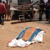 Idoso que conduzia Hilux se envolve em acidente e uma jovem de 24 anos morre atropelada em Campo Grande do Piauí