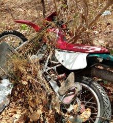 Em Guadalupe, homem morre após sofrer grave acidente de moto