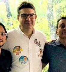 Em Francisco Santos, Prefeito do PT Luiz José declara apoio a candidatura do Tucano Luciano Nunes