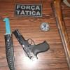 Em Paulistana, trio é preso acusado de roubar e agredir idosos