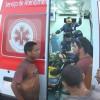 Motorista para carro em acostamento e é atropelado ao atravessar BR no Piauí