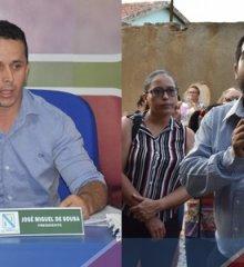 PIO IX   Sob protestos dos servidores, Câmara aprova projeto de lei que muda regime dos servidores da CLT para estatutário