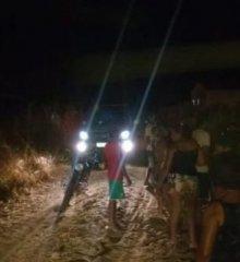Corpo de mulher é encontrado na PI-120 no município de Valença