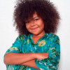 Piauiense de 8 anos conquista o país ao valorizar seus cachos; confira