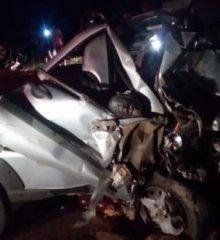 Colisão entre Hillux e Strada deixa uma vítima fatal em Jaicós