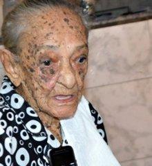 Falece em Jaicós moradora mais idosa, Dona Ângela, aos 108 anos de idade