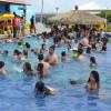 Tibungo Park Aquático recebe grande público em mais um final de semana de lazer e musica ao vivo