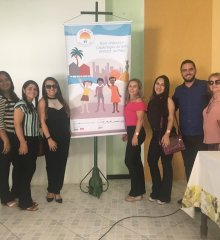 SANTO ANTÔNIO DE LISBOA| Equipe intersetorial participa do 3º Ciclo de Capacitações do Selo UNICEF na cidade de Oeiras