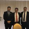 Em Brasília, Prefeito Welington Carlos participa de encontro com Senadores Ciro Nogueira e Marcelo Castro em busca de melhorias para o município