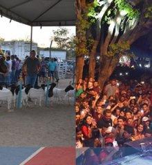 Show de Toca do Vale anima ultima noite da IX Ex-pocaboclo em Caldeirão Grande; Exposição reuniu criadores de todo o Nordeste