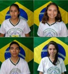 Alunos de Escola pública de Monsenhor Hipólito conquistam IV medalhas na III olimpíada piauiense de língua portuguesa