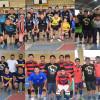 Em Alegrete, I Torneio de Futsal dos Veteranos é iniciado nesta sexta-feira