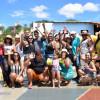 Com a presença de artistas do Circo Amazonas, Tibungo Park Aquático proporciona dia de lazer e diversão para grande público de turistas