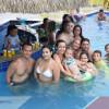 Em período de férias, Tibungo Park Aquático recebe turistas nacionais e internacionais; local lotou neste domingo (06)