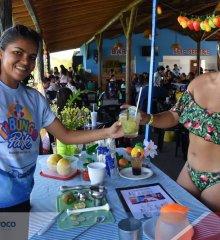 Tibungo Park recebe grande público de turistas e autoridades e oferece novo serviço de coquetéis e drinks para o público