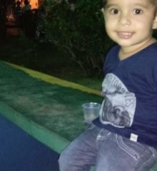 Criança de 2 anos morre afogada em fonte luminosa na cidade de Belém do Piauí