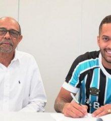 Picoense Rômulo assina contrato e é o novo reforço do Grêmio para temporada 2019