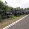 Carreta sai da pista para não provocar grave acidente na BR-230