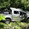 Cinco pessoas ficam feridas após automóvel capotar na BR-343 no Piauí