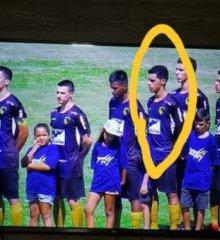 Jovem de Pio IX joga contra Flamengo em partida da copa São Paulo Júnior