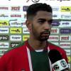 Atleta de Picos estreia como profissional e faz gol da vitória contra time da Série A do Brasileiro