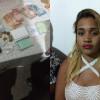 CAMPO GRANDE DO PIAUÍ| Polícia prende mulher em flagrante por tráfico de drogas durante festa dos 25 anos do município