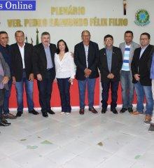 SIMÕES| Câmara de Vereadores realiza sessão solene que marca abertura das atividades da Câmara em 2019
